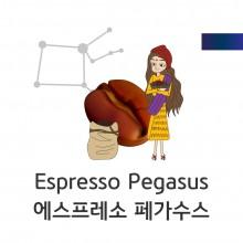 [클래식원두] 에스프레소 페가수스1kg