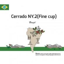 [Brazil] Cerrado NY.2(Fine cup)