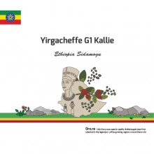 Yirgacheffe G1 Kallie (Washed)